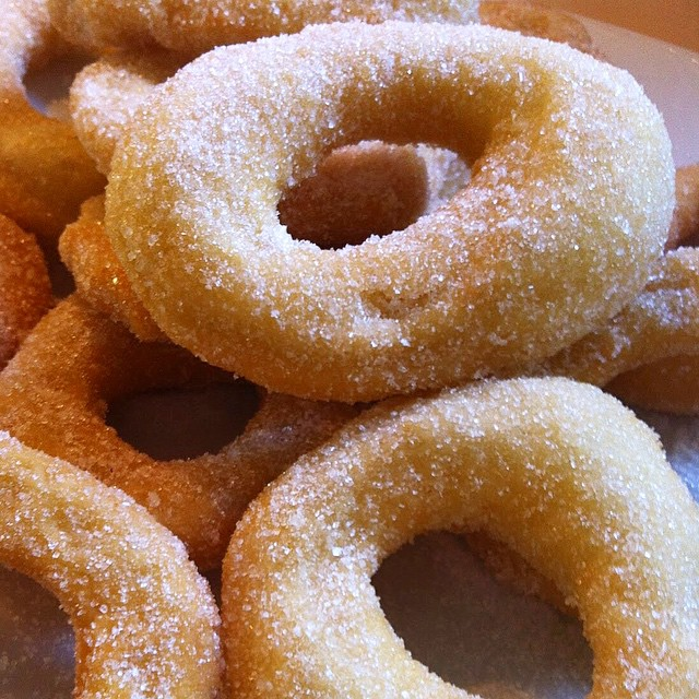 how to make greek donuts