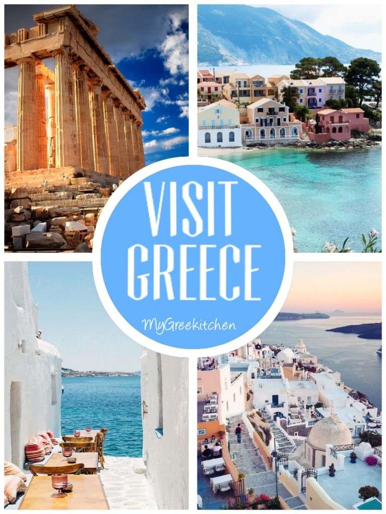Visit Greece - Mygreekitchen